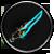 Kinetic Energy Blade Task Icon