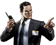 Agent Coulson Dialogue
