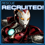 Rescue Recruited