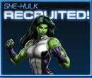 She-Hulk Recruited Old
