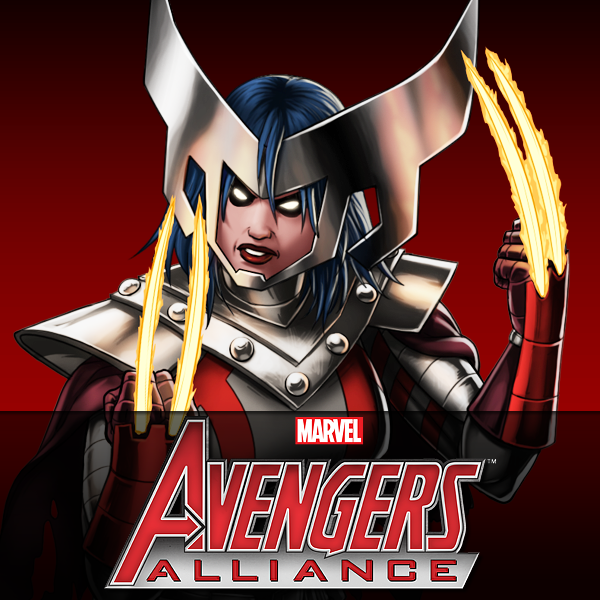 War   Marvel  Av...X 23 Marvel Avengers Alliance