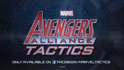 Marvel Avengers Alliance Tactics - Trailer 1