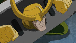Loki captured