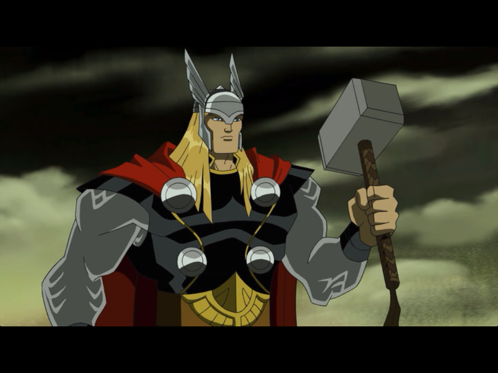 Thor the avengers earth 39 s mightiest heroes wiki fandom powered by wikia - Heros avengers ...
