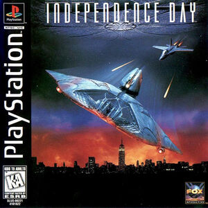 Independence Day -U- -SLUS-00221--front