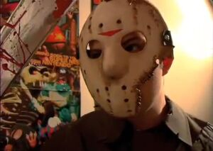 Mike as jason