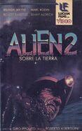 Alien 2 Spanish
