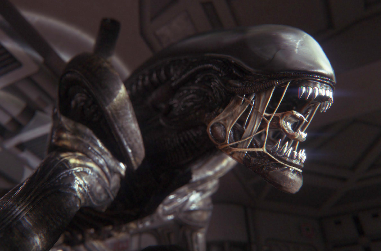 Alien-Isolation-6  Alien