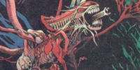 Red Xenomorph