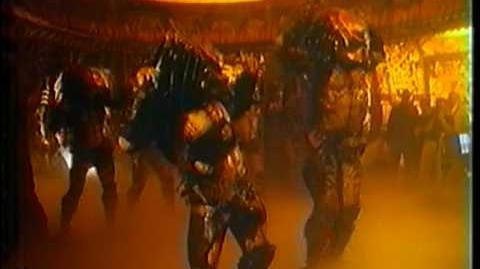 Predators dancing Locking Predator (Locker Lionel Douglass aka Big D