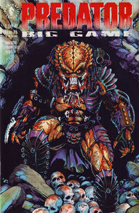 Predator Big Game issue 1