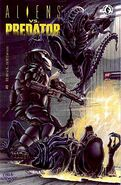 Aliens vs. Perdator issue 3