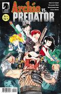 Archie vs. Predator 2 Nguyen