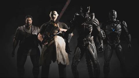 Mortal Kombat X Kombat Pack 2