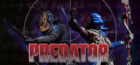 NECA Predator banner