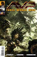 Aliens vs. Predator Three World War 3