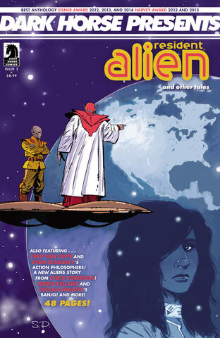 File:Dark Horse Presents Volume 3 Issue 2.jpg