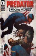 Predator Hell Come A Walkin issue 2