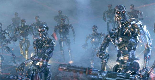 Terminator War
