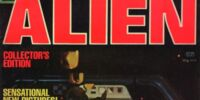 The Officially Authorized Magazine of the Movie Alien