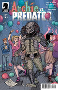Archie vs. Predator 4 Hicks