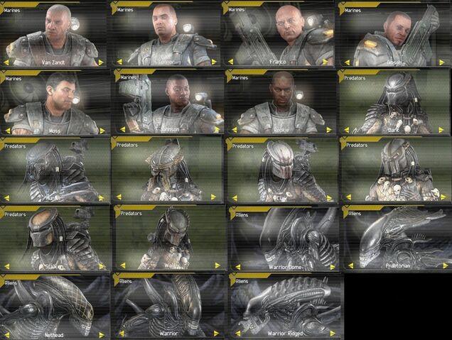 File:AvP skins.jpg