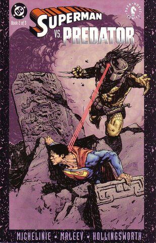 File:Superman vs Predator Vol 1 2.jpg