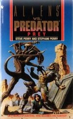 Aliens vs. Predator - Prey - cover