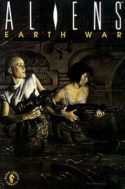 Aliens earth war