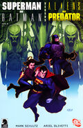 Superman batman vs aliens predator 02