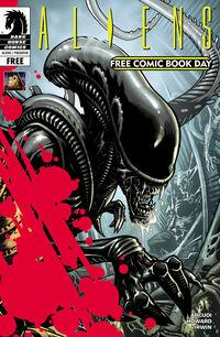Alienspredatorfreecomicbookdayalienscover