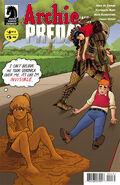 Archie vs. Predator 4 Quinones