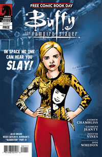 FCBD Buffy cover