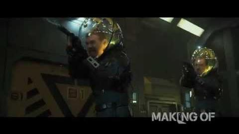 'Prometheus' WonderCon Clip