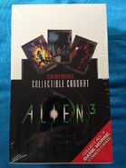 Alien 3 card box