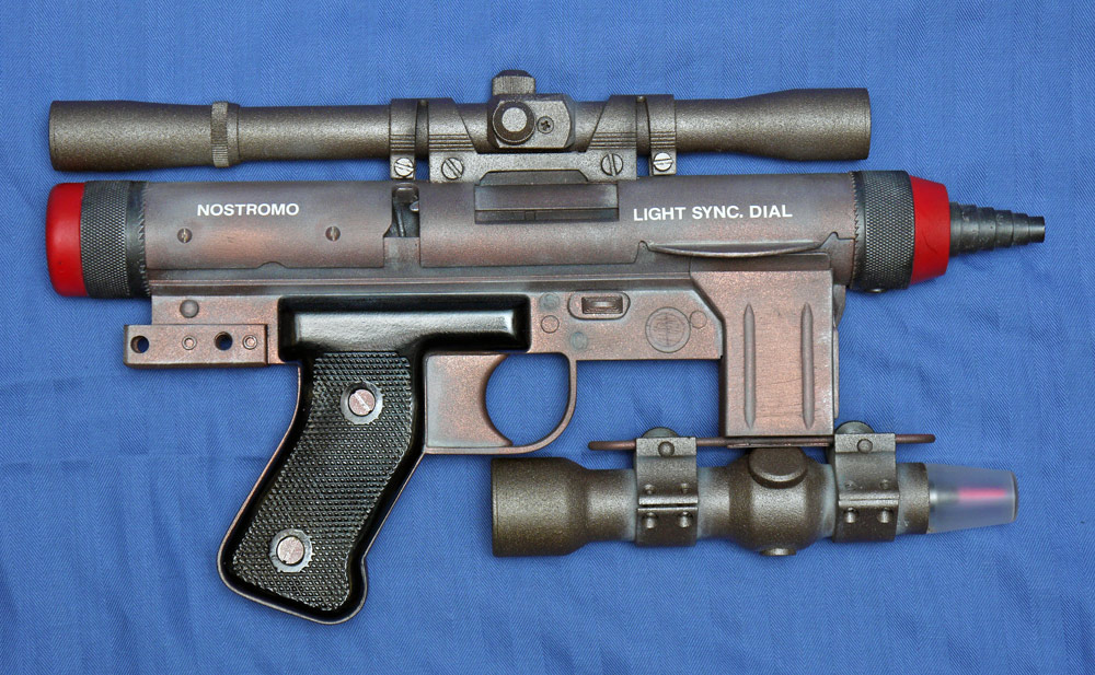 laser pistol nostromo xenopedia fandom powered by wikia