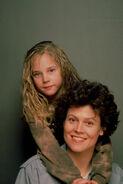 Ellen Ripley ll Newt 2 (Aliens)