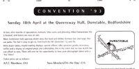 Alien Convention '93