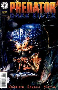 Predator Dark River issue 1