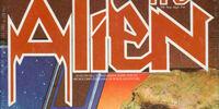 The Alien (1982 Apple game)