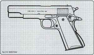 M4A3 Pistol-1