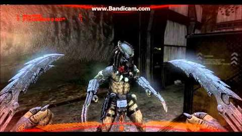 Aliens Vs Predator 3 2010 ALL Predator Skins (HD)