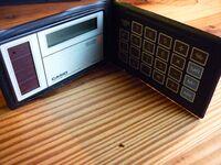 Toa's Casio SL-80