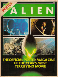 Alien Official Poster Mag I