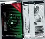 Alien 3 card pack