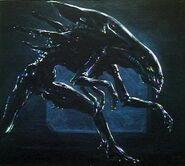 James Cameron - Alien Queen