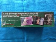 Alien 3 card box side