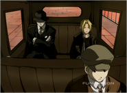 Edward Elric & Mustang Discussing Their Plans & How They Changed