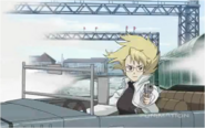 Riza Hawkeye Pulls Over While Disguised After Shooting Scar's Leg