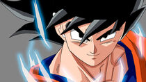 Goku normal kai by al3x796-d6i7zx2